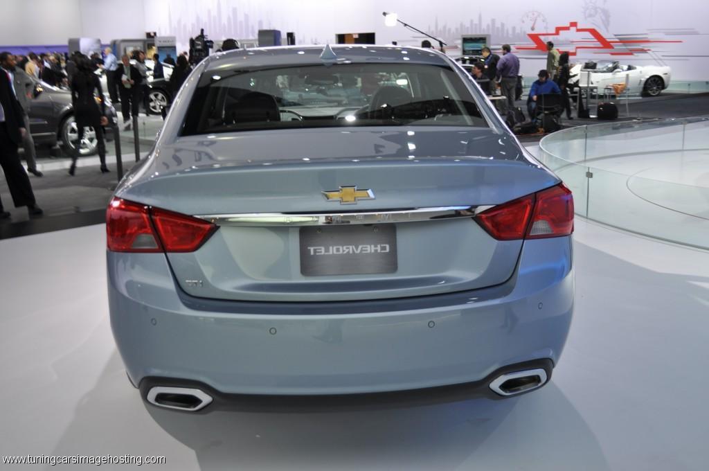 Chevrolet Cavalier 2014 foto - 3