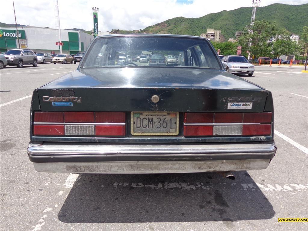 Chevrolet Celebrity 1983 foto - 4