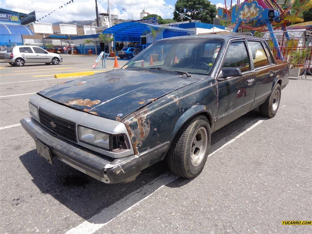 Chevrolet Celebrity 1983 foto - 5