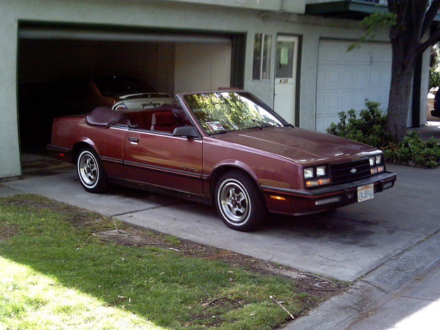Chevrolet Celebrity 1984 foto - 3