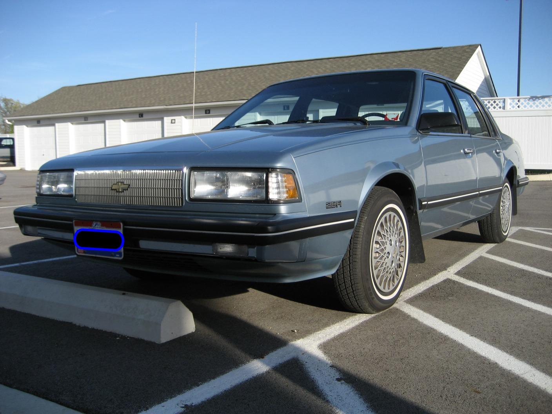 Chevrolet Celebrity 1984 foto - 4