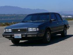 Chevrolet Celebrity 1985 foto - 1