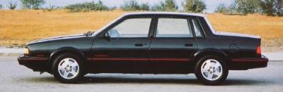 Chevrolet Celebrity 1985 foto - 3
