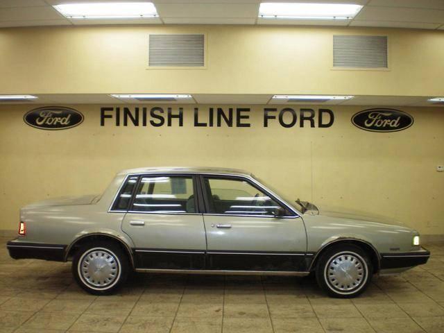Chevrolet Celebrity 1987 foto - 5