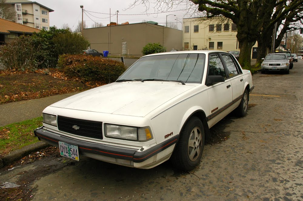 Chevrolet Celebrity 1988 foto - 5