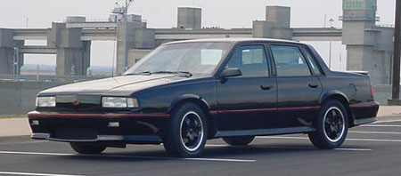 Chevrolet Celebrity 1989 foto - 1