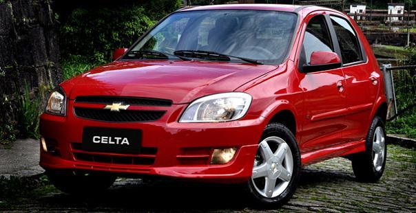 Chevrolet Celta 2000 foto - 1