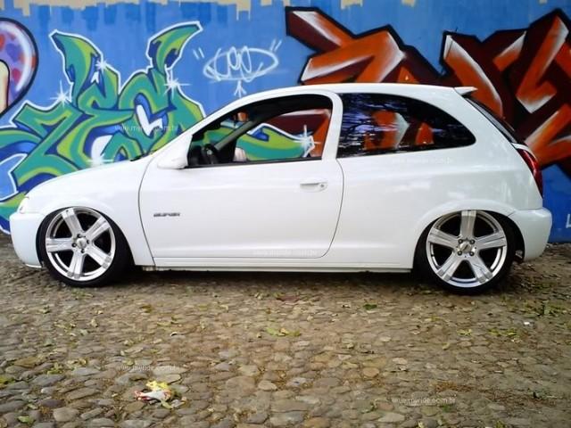 Chevrolet Celta 2000 foto - 4