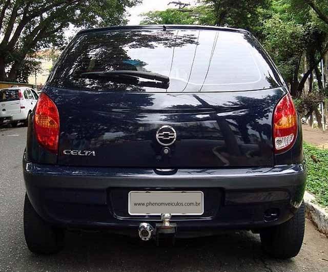 Chevrolet Celta 2001 foto - 3
