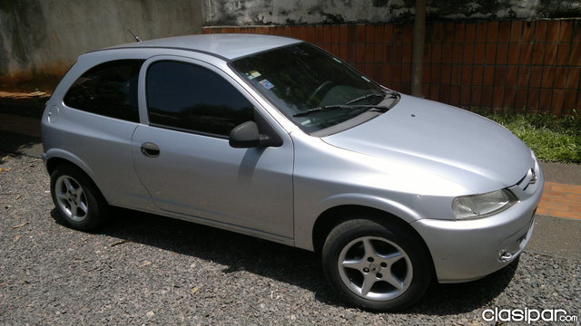 Chevrolet Celta 2002 foto - 1