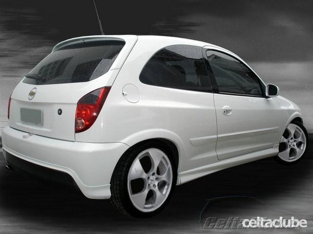 Chevrolet Celta 2002 foto - 2