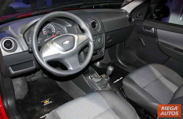 Chevrolet Celta 2004 foto - 1