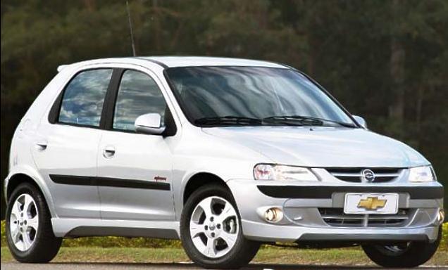 Chevrolet Celta 2005 foto - 2