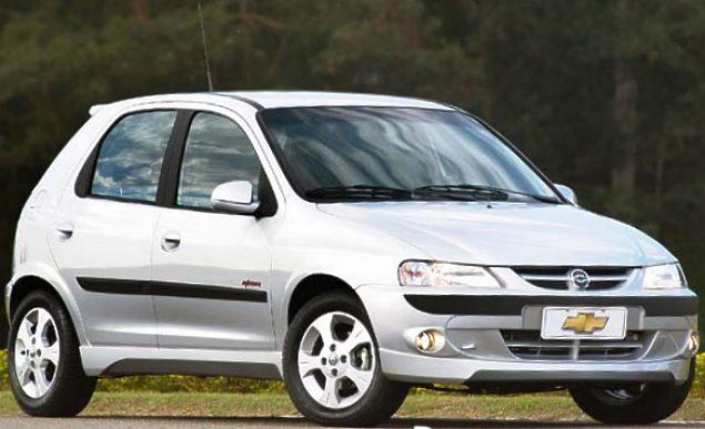Chevrolet Celta 2005 foto - 4