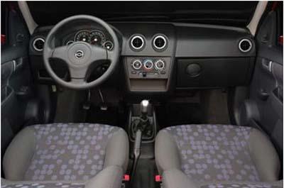 Chevrolet Celta 2005 foto - 5