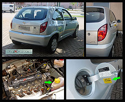 Chevrolet Celta 2008 foto - 3