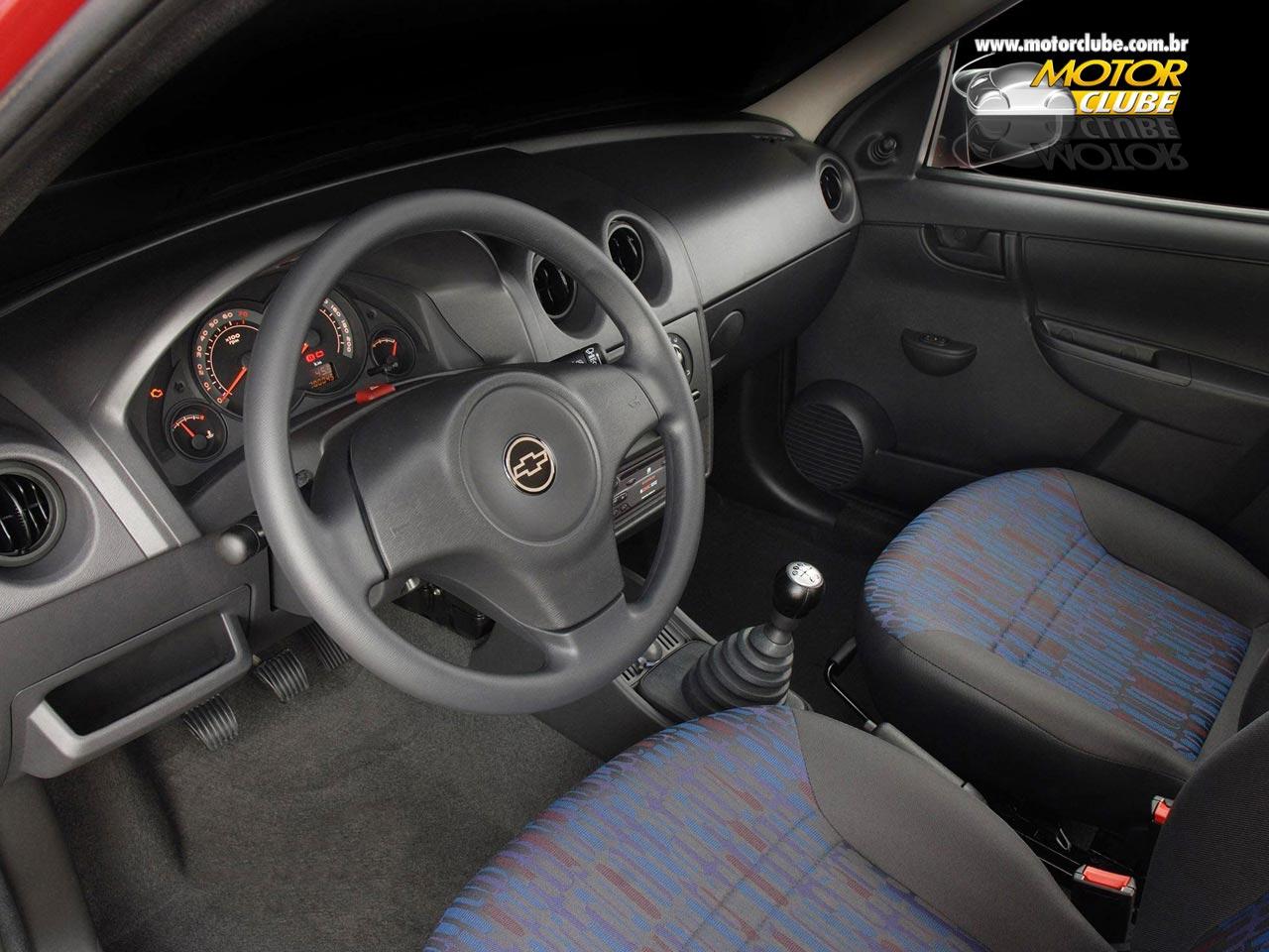 Chevrolet Celta 2009 foto - 1
