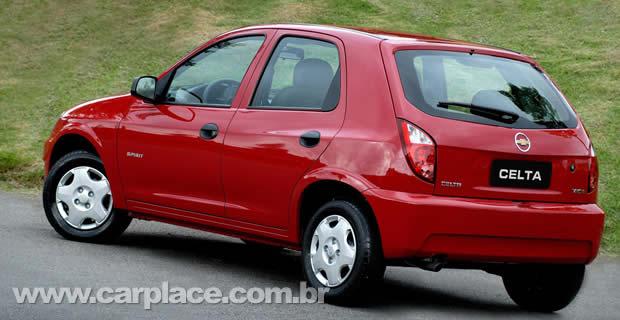 Chevrolet Celta 2009 foto - 5