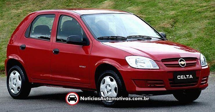Chevrolet Celta 2011 foto - 1