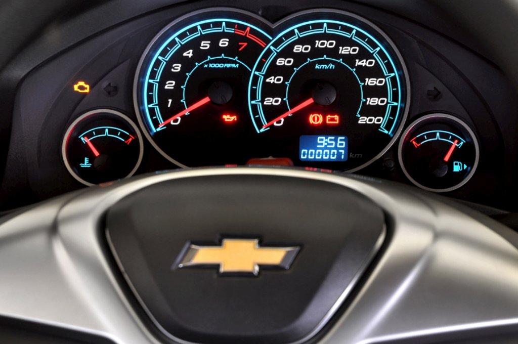Chevrolet Celta 2011 foto - 4