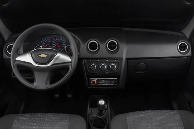 Chevrolet Celta 2012 foto - 1