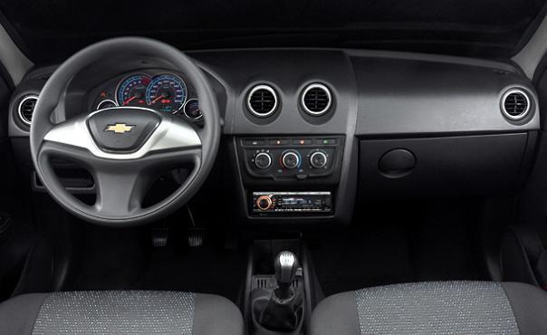 Chevrolet Celta 2013 foto - 4