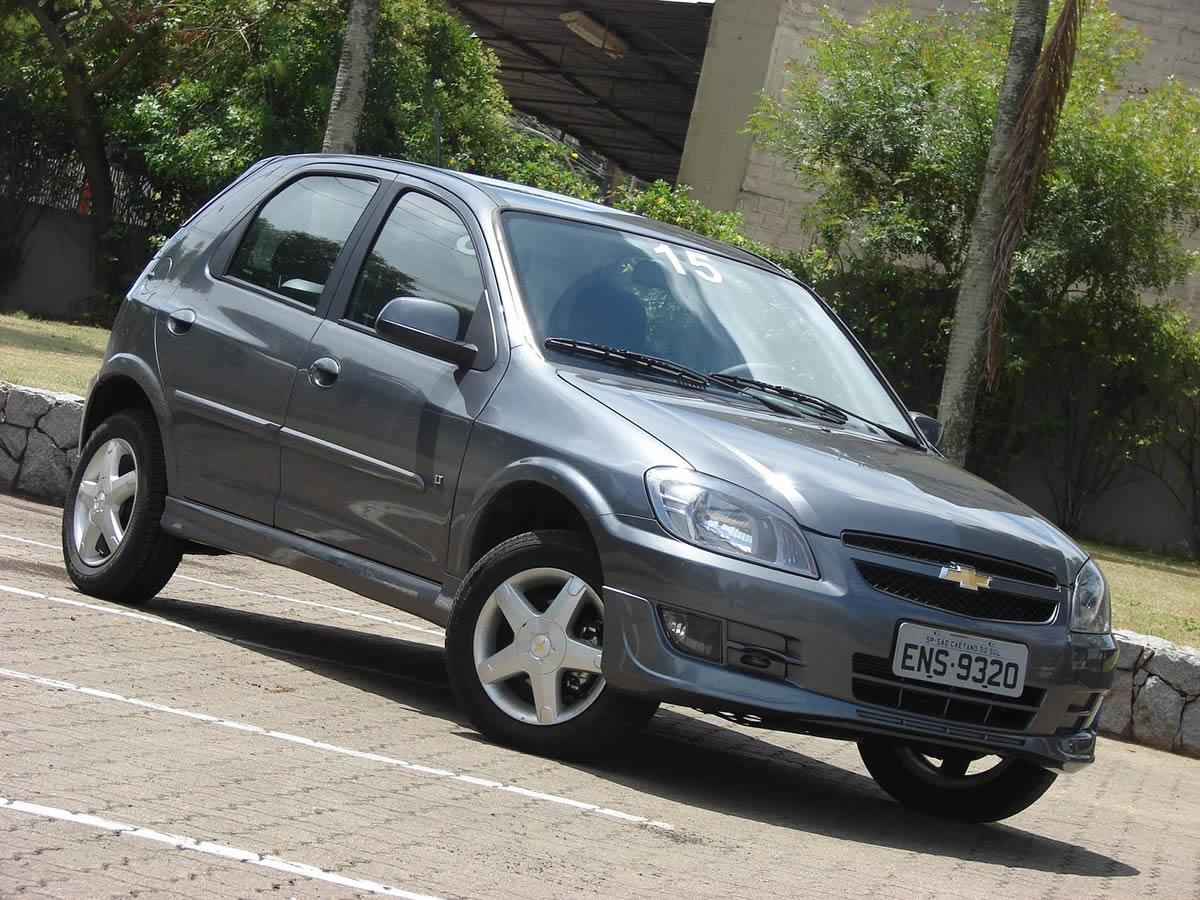 Chevrolet Celta 2013 foto - 5
