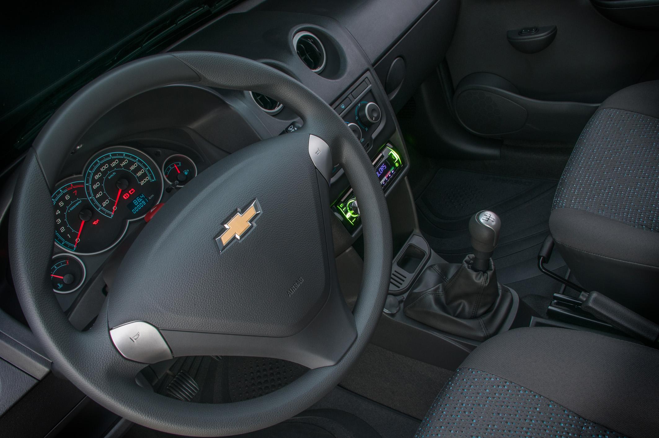 Chevrolet Celta 2014 foto - 1
