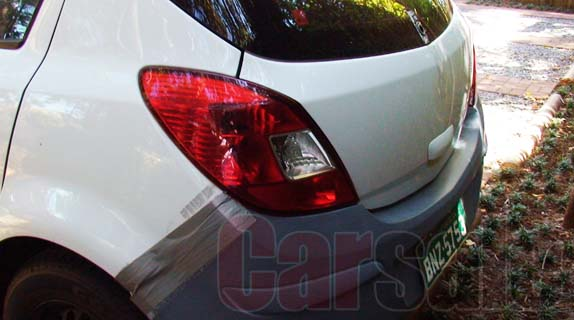 Chevrolet Celta 2014 foto - 3