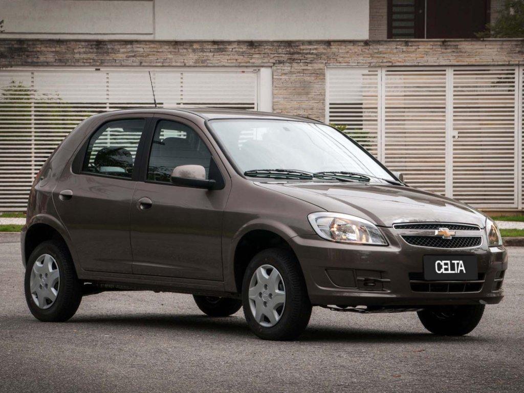 Chevrolet Celta 2014 foto - 4