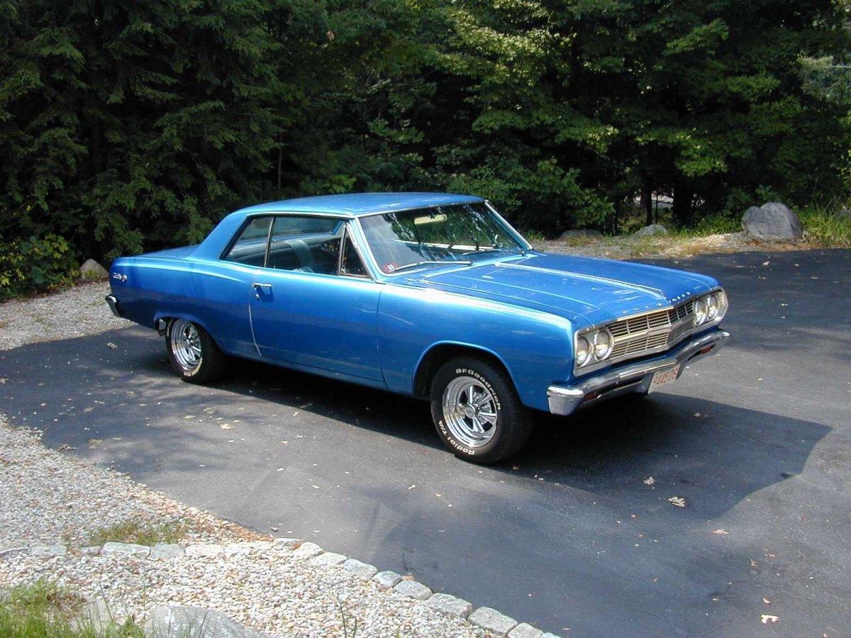 Chevrolet Chevelle 1965 foto - 1
