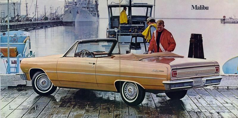 Chevrolet Chevelle 1965 foto - 4