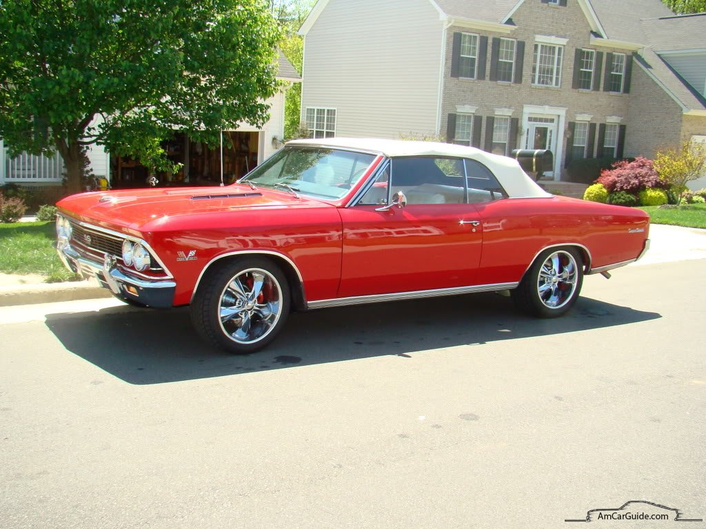 Chevrolet Chevelle 1966 foto - 3