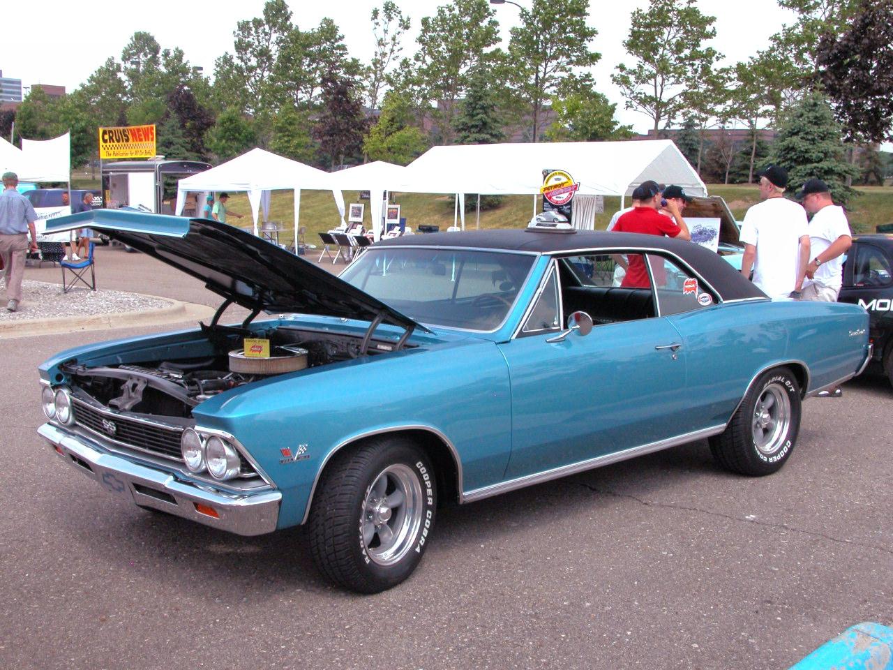 Chevrolet Chevelle 1966 foto - 4