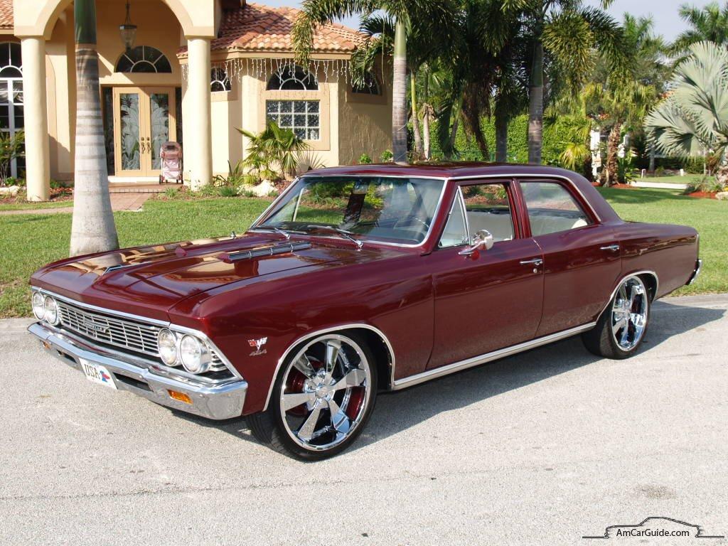 Chevrolet Chevelle 1966 foto - 5
