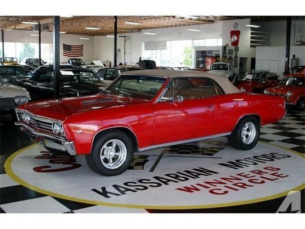 Chevrolet Chevelle 1967 foto - 3