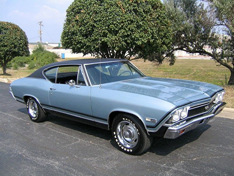 Chevrolet Chevelle 1968 foto - 1