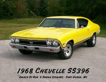 Chevrolet Chevelle 1968 foto - 5