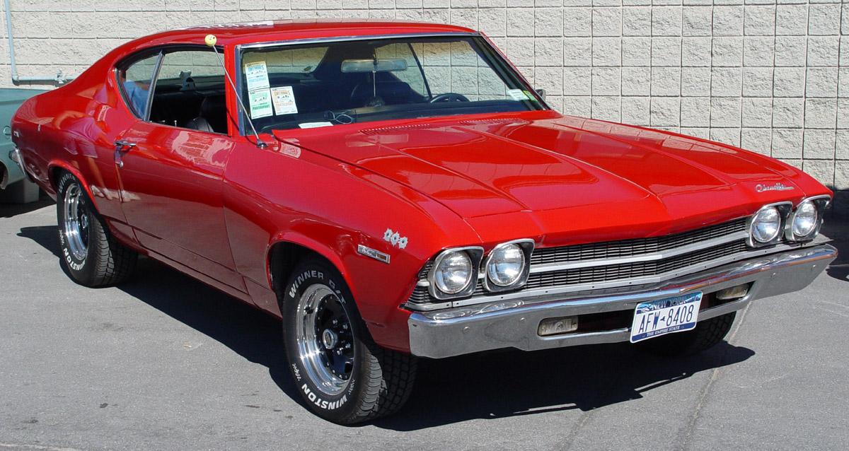 Chevrolet Chevelle 1969 foto - 1