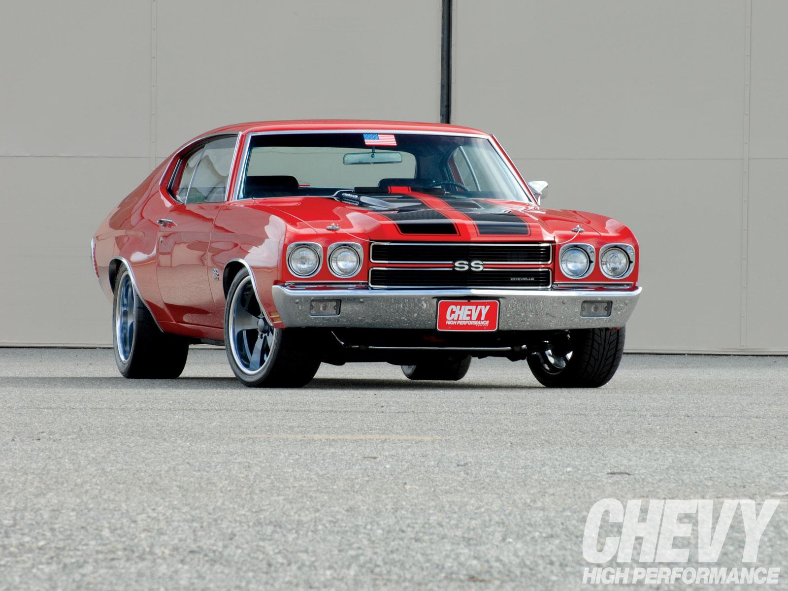 Chevrolet Chevelle 1969 foto - 3