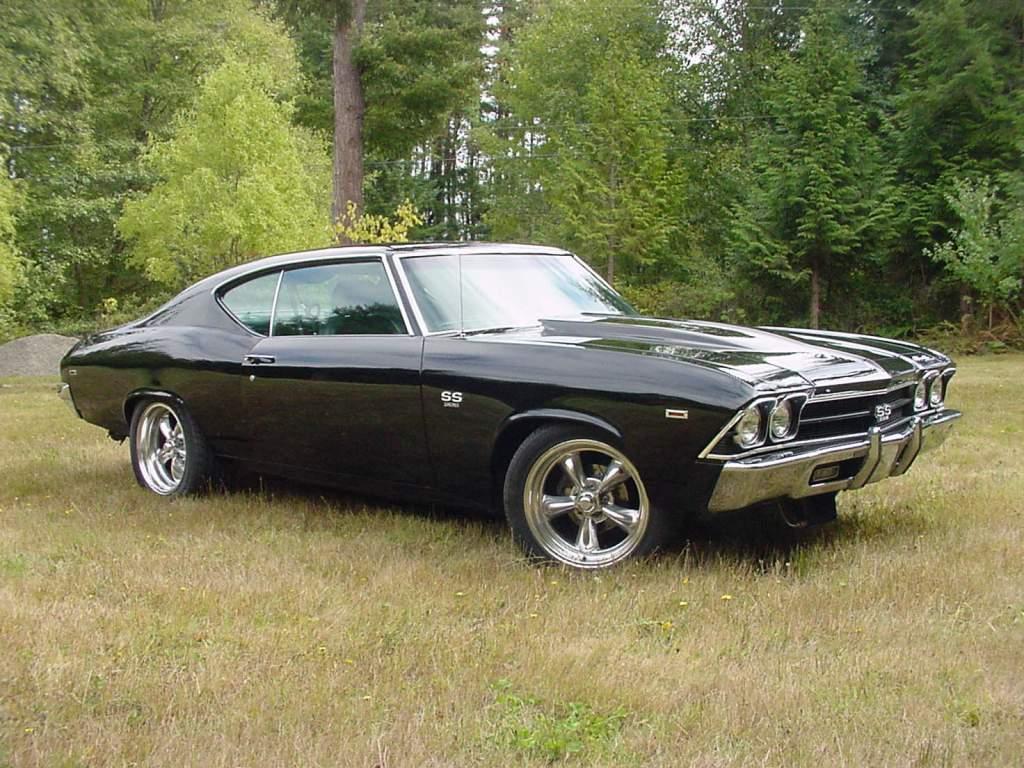 Chevrolet Chevelle 1969 foto - 4