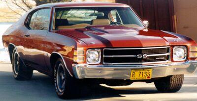 Chevrolet Chevelle 1971 foto - 3