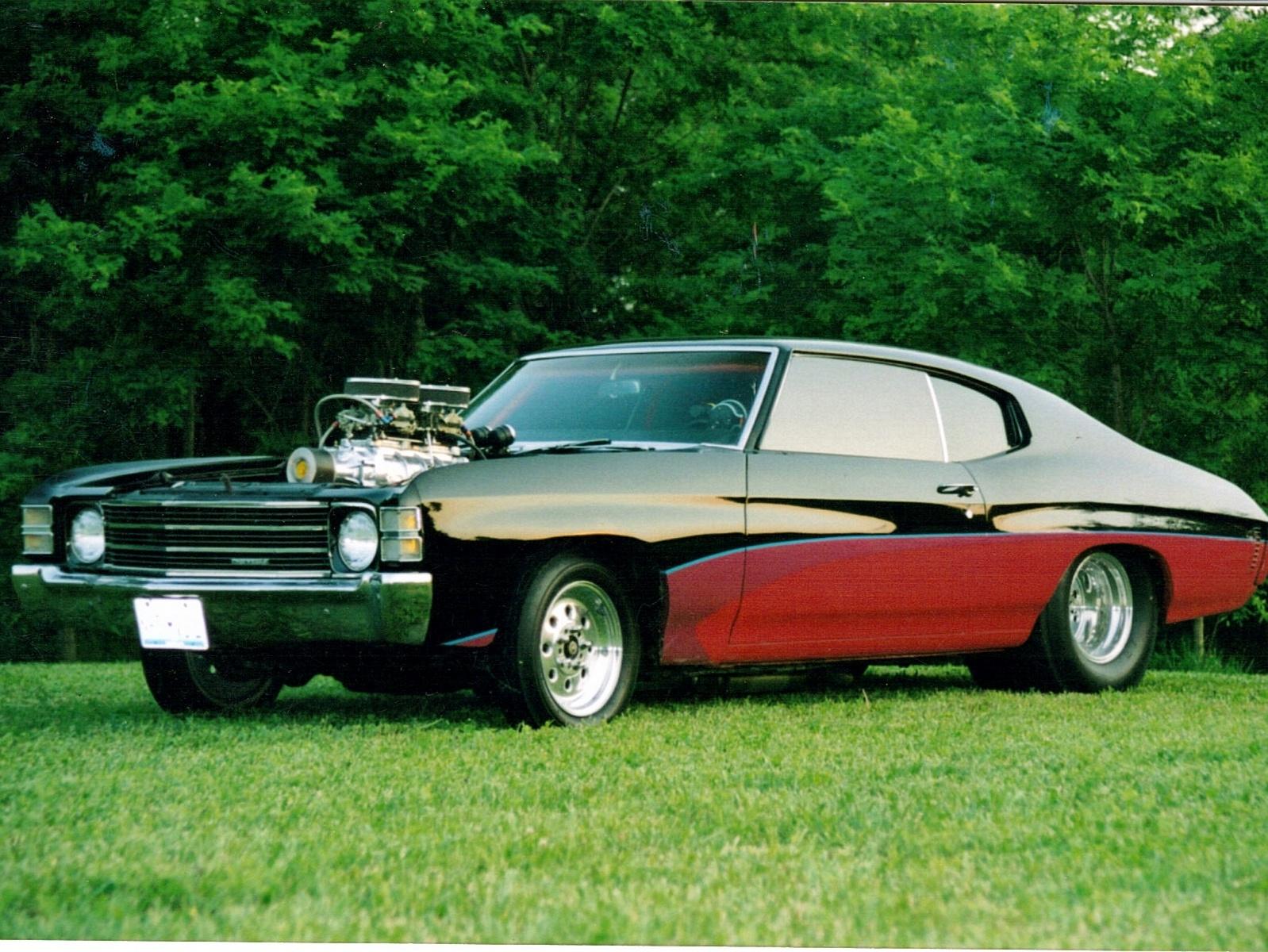 Chevrolet Chevelle 1972 foto - 1