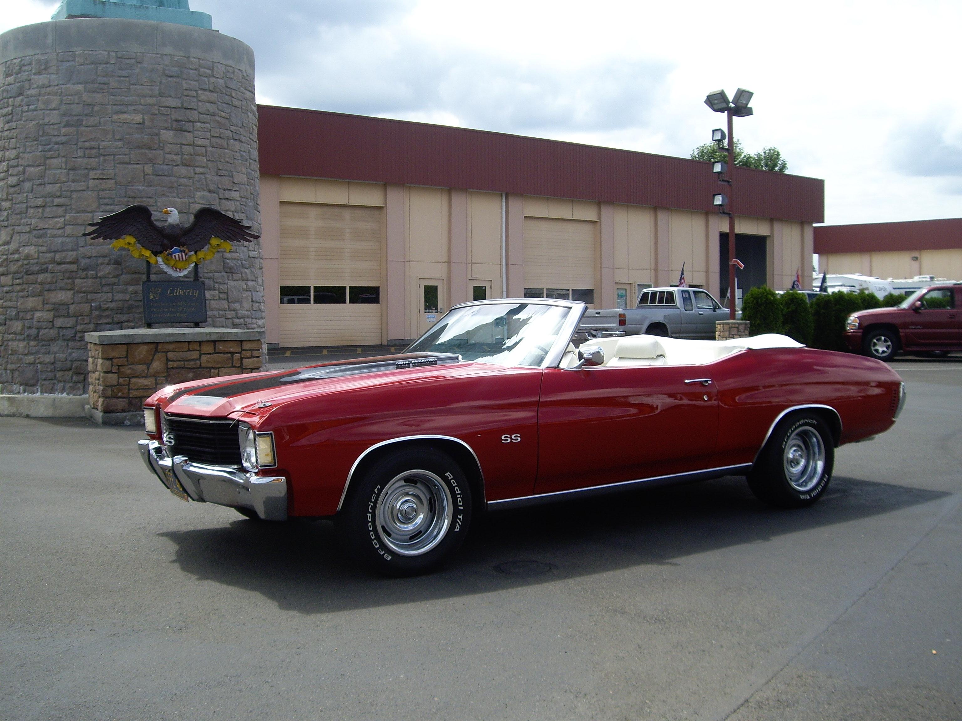 Chevrolet Chevelle 1972 foto - 3