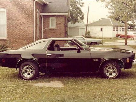 Chevrolet Chevelle 1973 foto - 5