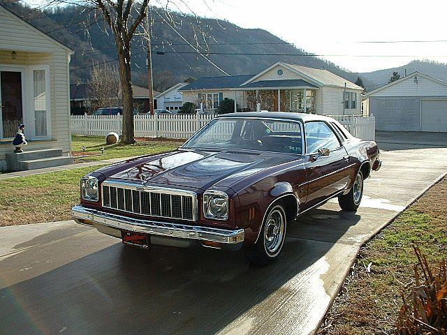 Chevrolet Chevelle 1975 foto - 2
