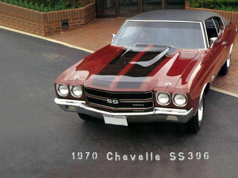 Chevrolet Chevelle 1977 foto - 2