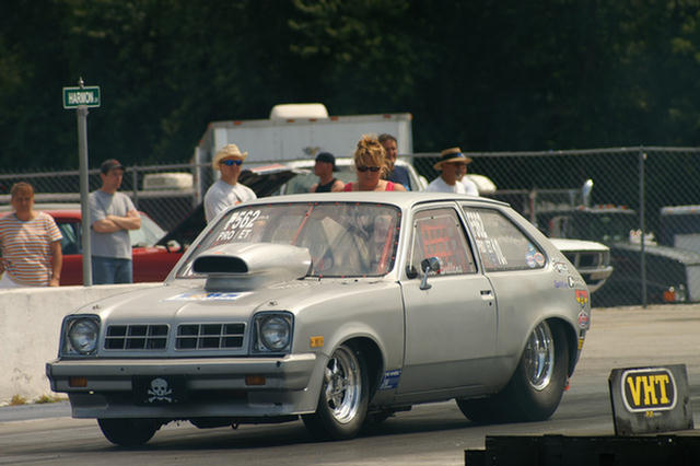 Chevrolet Chevette 1976 foto - 1