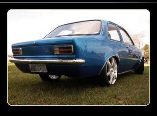 Chevrolet Chevette 1976 foto - 4