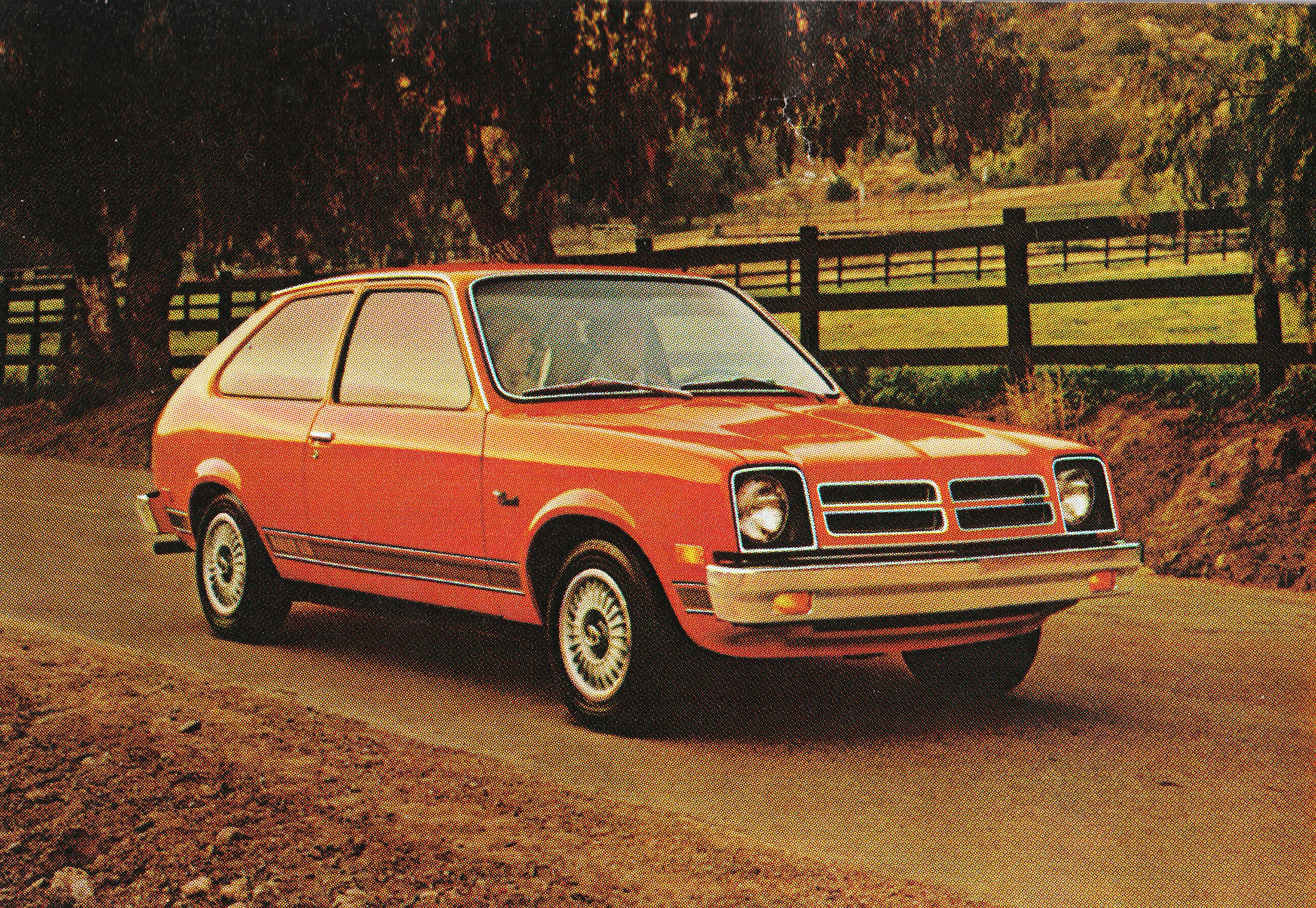 Chevrolet Chevette 1977 foto - 1
